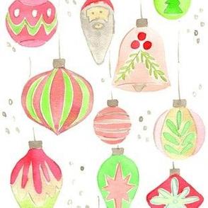 ornaments classic vintage