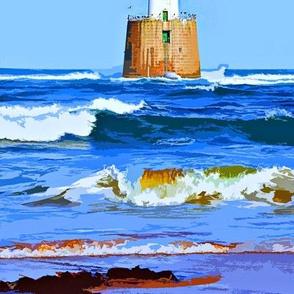 Rattray Head Lighthouse Scotland