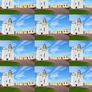 Kinnaird Head Castle Lighthouse Scotland