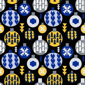 Abstract ornaments