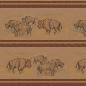 Bison Stripe