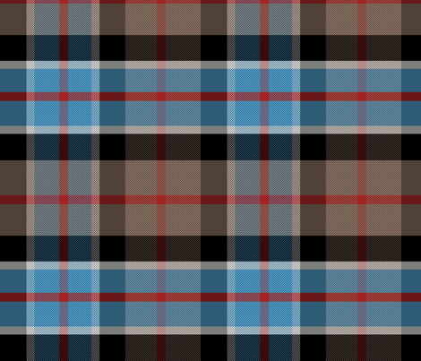 Scotch Plaid fabric by mervihaavisto on Spoonflower - custom fabric