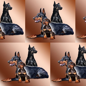 doberman_family