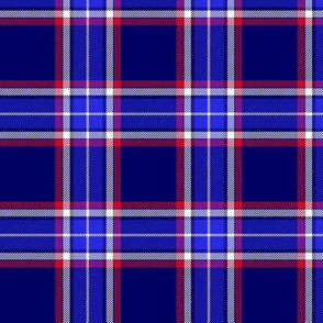North Carolina unofficial tartan, 3""