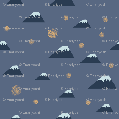 Japanese_Garden_Mt_Fuji_Pattern