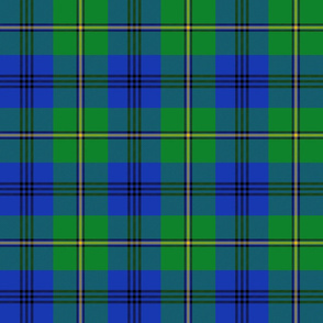 Johnston / Johnstone tartan, 6""