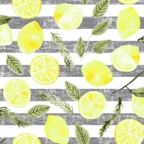 Lemons & Rosemary
