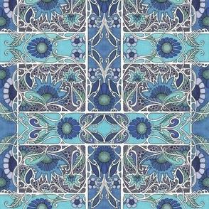 Lacy Blue Bramble