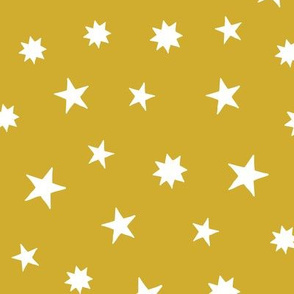 Star sky yellow (large)