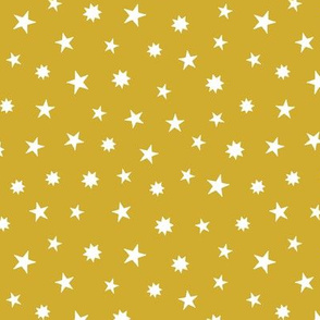 Star sky yellow (small)