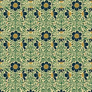 Folk Floral 01 | Full Color