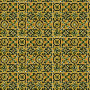 Folk Floral 02 | Full Color