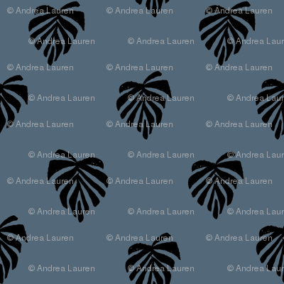 leaf // leaves tropical monstera plant palm springs vacation payne's grey