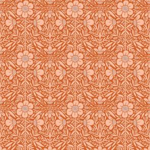 Folk Floral 01 | Pink