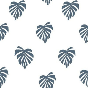 leaf // leaves tropical monstera plant palm springs vacation white pg