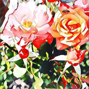 sydney park roses