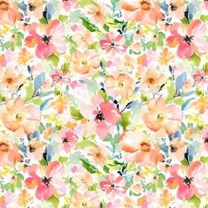 "4""  Floral Love Print"