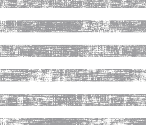 Rustic Grey Stripe fabric by scarlette_soleil on Spoonflower - custom fabric