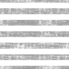 Rustic Grey Stripe
