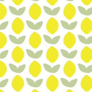 Stamped Lemon