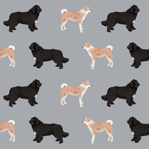 custom dog fabric
