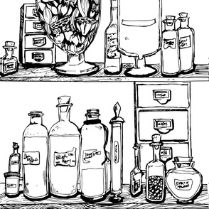 The Apothecary Cabinet