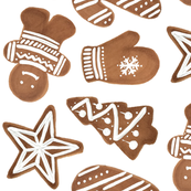 Gingerbread Cookie Sheet