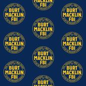 Burt Macklin Polka Dot