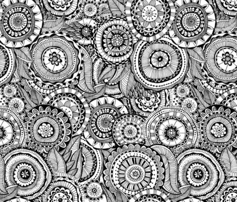rapport fabric by mail@stefanievonhoesslin_com on Spoonflower - custom fabric