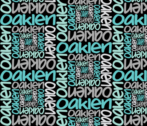 per fabric by spunkymonkees on Spoonflower - custom fabric