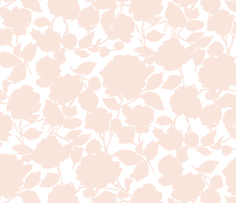 Imogen_Begonia fabric by flatfields on Spoonflower - custom fabric
