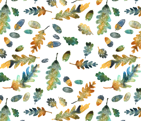 Loamy fabric by dwuff on Spoonflower - custom fabric