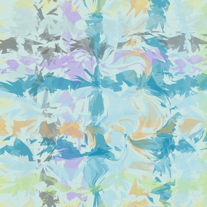 Large Fragmented Plaid
