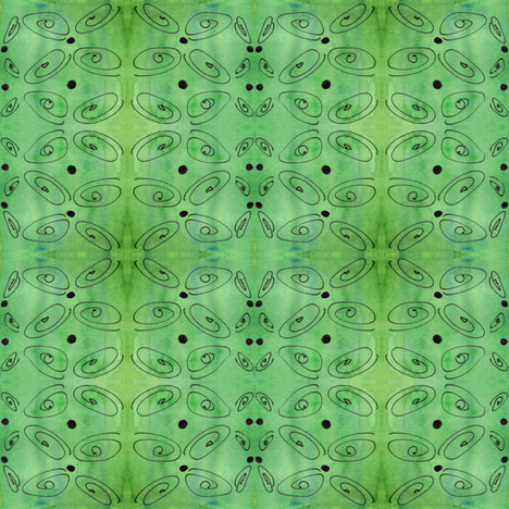 just green fabric by nikitasaami on Spoonflower - custom fabric