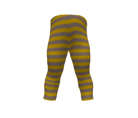 Even stripes-honeybee