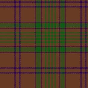 """MacGillivray tartan #3 hunting, 6"""""""