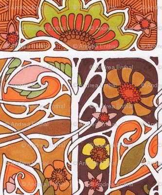The Oranges of Autumn