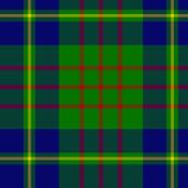 "Cameron of Lochiel hunting tartan, 6"""