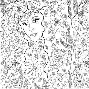 FairyGarden_DCostanza_coloringbook_challenge