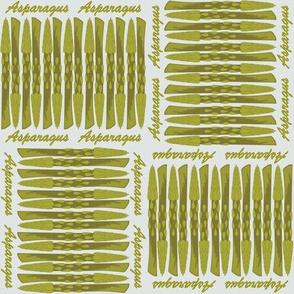 Asparagus (silver)