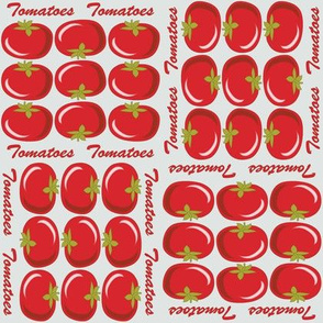 Tomatoes (silver)
