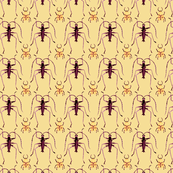 magenta_beetles_3_pattern_yellow