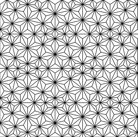 06935410 : U75X VR Vxc : outline fabric by sef on Spoonflower - custom fabric