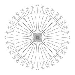 Spirograph No. 4