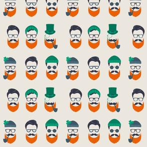 Hipster Leprechauns