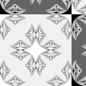 Fractal Floor Tiles