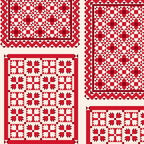 """Small Quilts 1/4"""""""