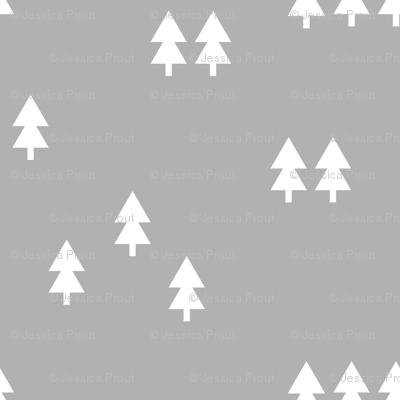 trees ||  grey