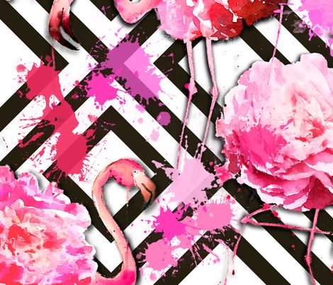 Flamingo_floral___geometric_large_shop_preview