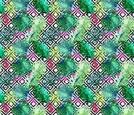 Green_tropical_plants_with_geometric_small_shop_preview